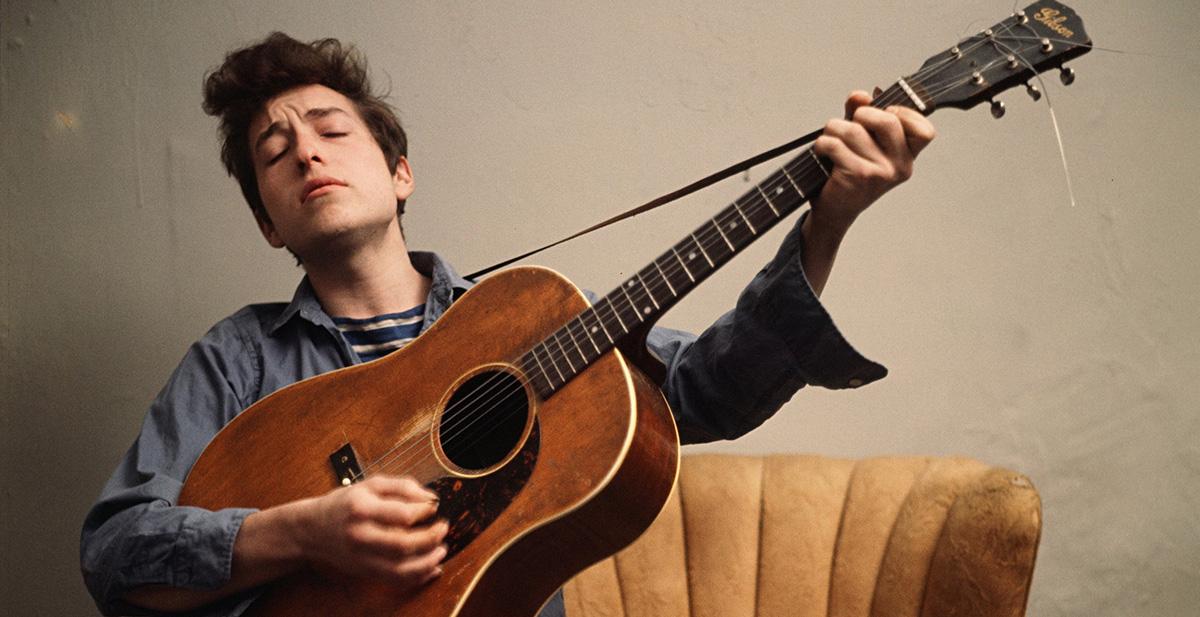 Un ícono generacional llamado Bob Dylan