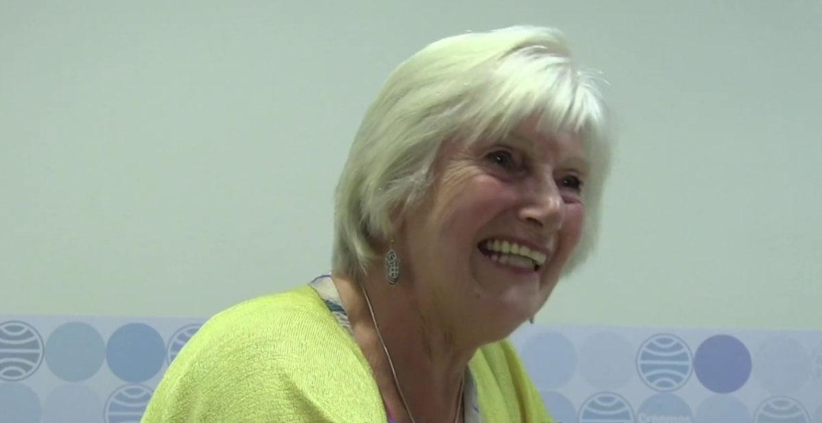 Christine Core nos explica el mensaje del reiki angélico