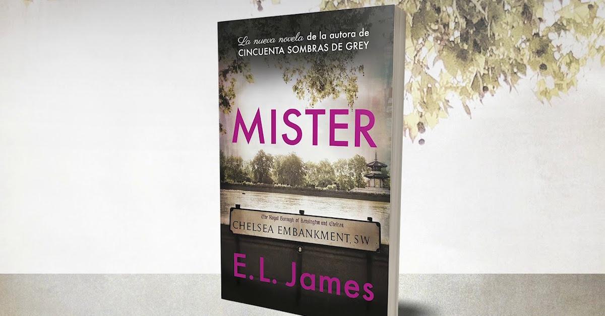 E. L. James vuelve con 'The Mister' (Escucha un fragmento)