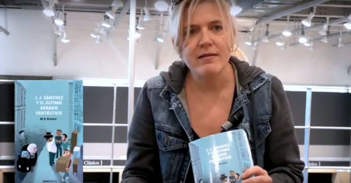 'Mis libros hablan de cosas que le pasan a la gente, sin lo sobrenatural'. Entrevista con Mónica B. Brozon