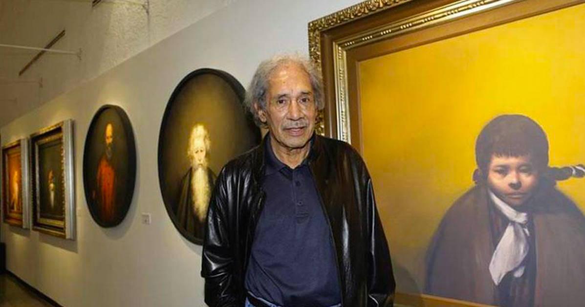 La pintura y el arte están de luto: r.i.p. Rafael Coronel