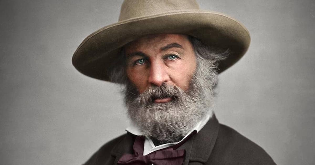Walt Whitman: 202 años