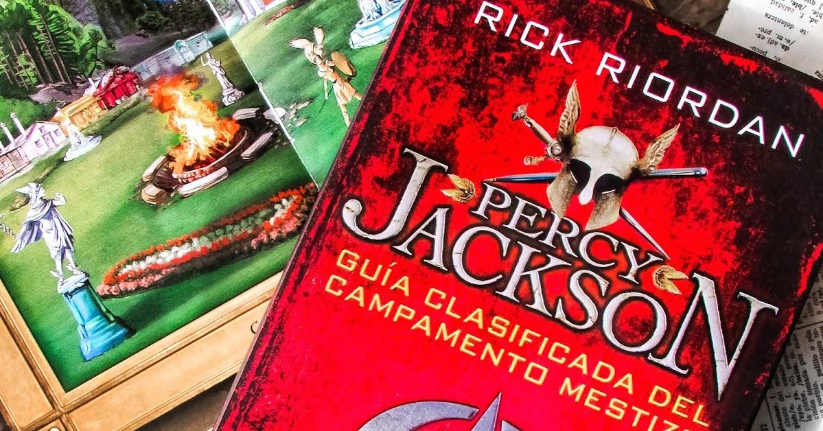 Percy Jackson te guía por el Campamento Mestizo