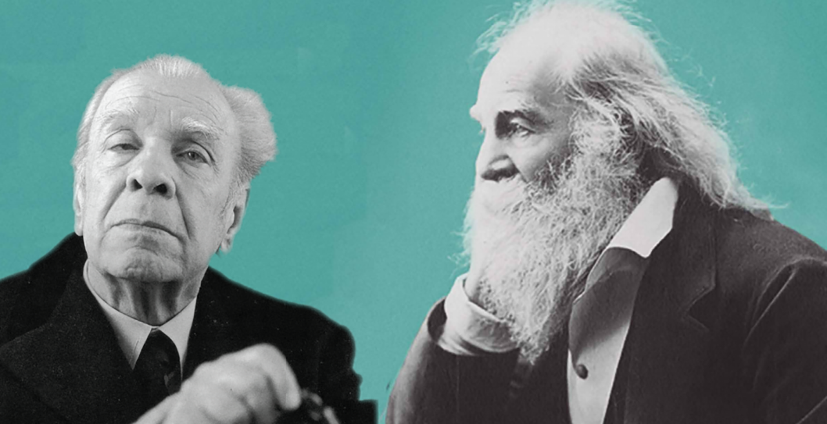 Borges presenta a Walt Whitman