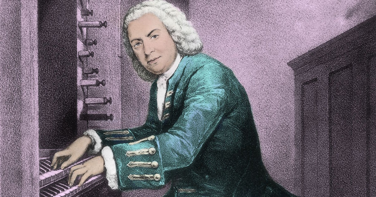 La muerte de Bach