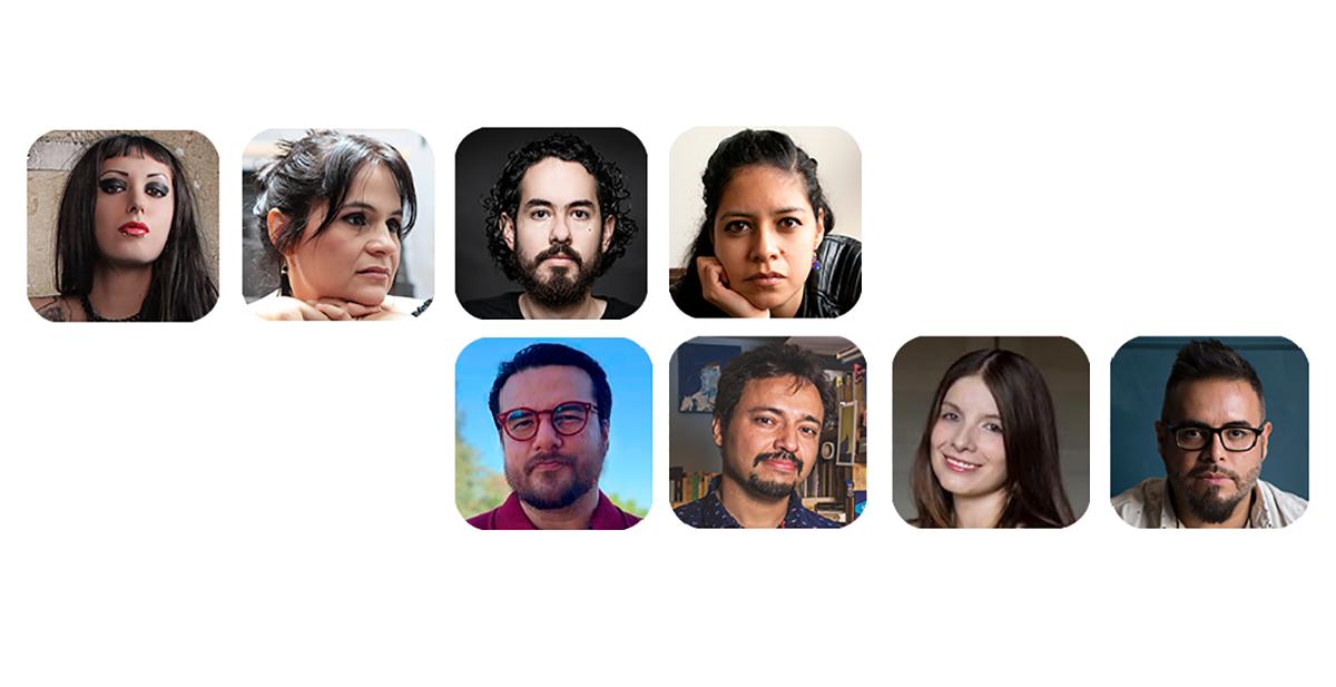 Ocho talentos mexicanos salen al ruedo en la FIL Guadalajara 2019
