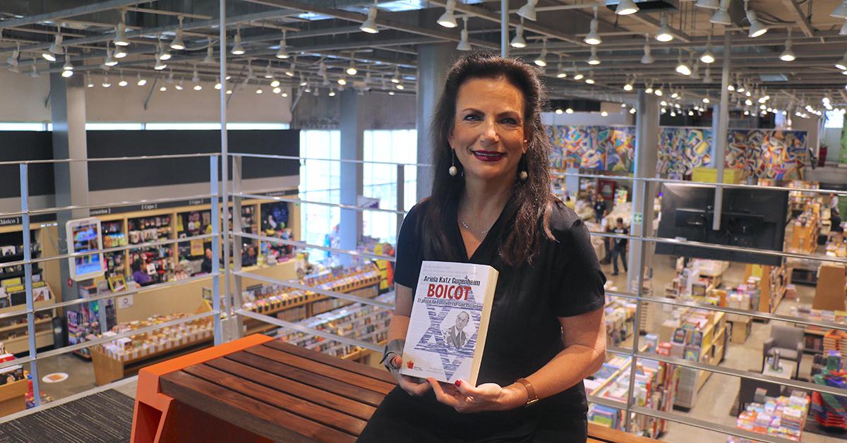 Cuando Echeverría votó contra Israel. Ariela Katz nos habla de su libro 'Boicot'