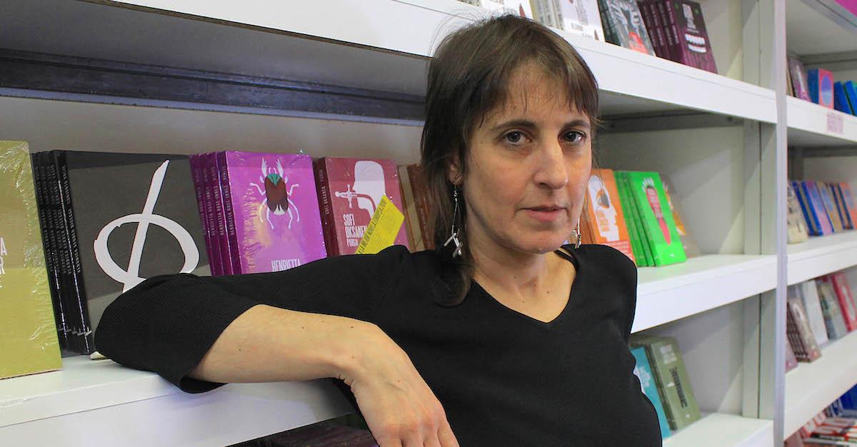 'El sistema del tacto': entrevista con Alejandra Costamagna
