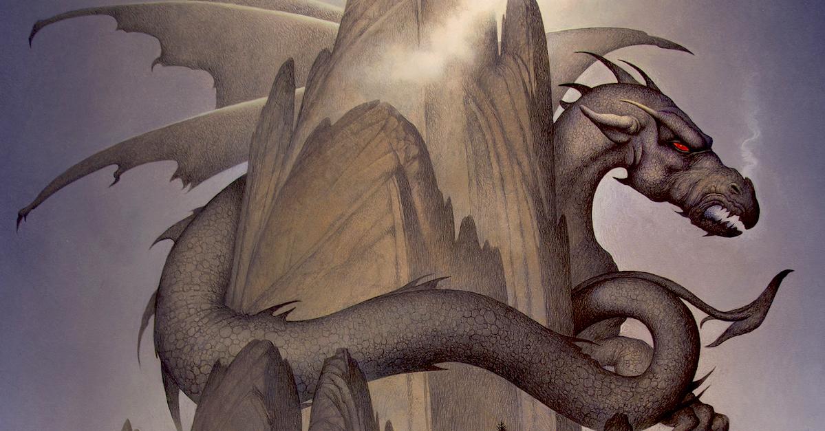 Christopher Paolini nos muestra más del mundo de Eragon con 'El tenedor, la hechicera y el dragón'