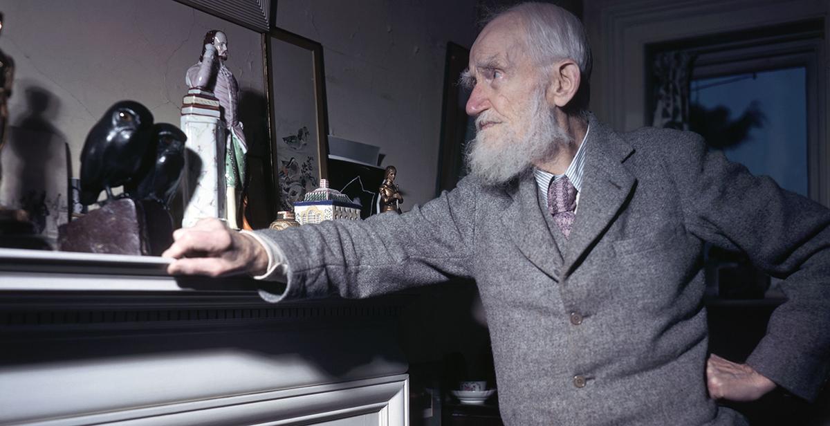 163 años de Bernard Shaw