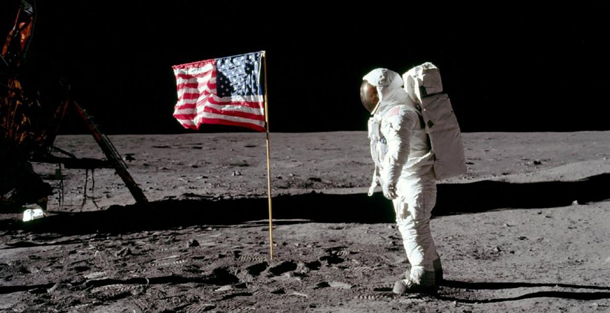 Jueves de Listas: 50 años de la llegada del hombre a la luna