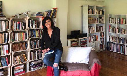 El librero de Karla Iberia Sánchez