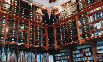 El librero de Carlos Miguel Prieto