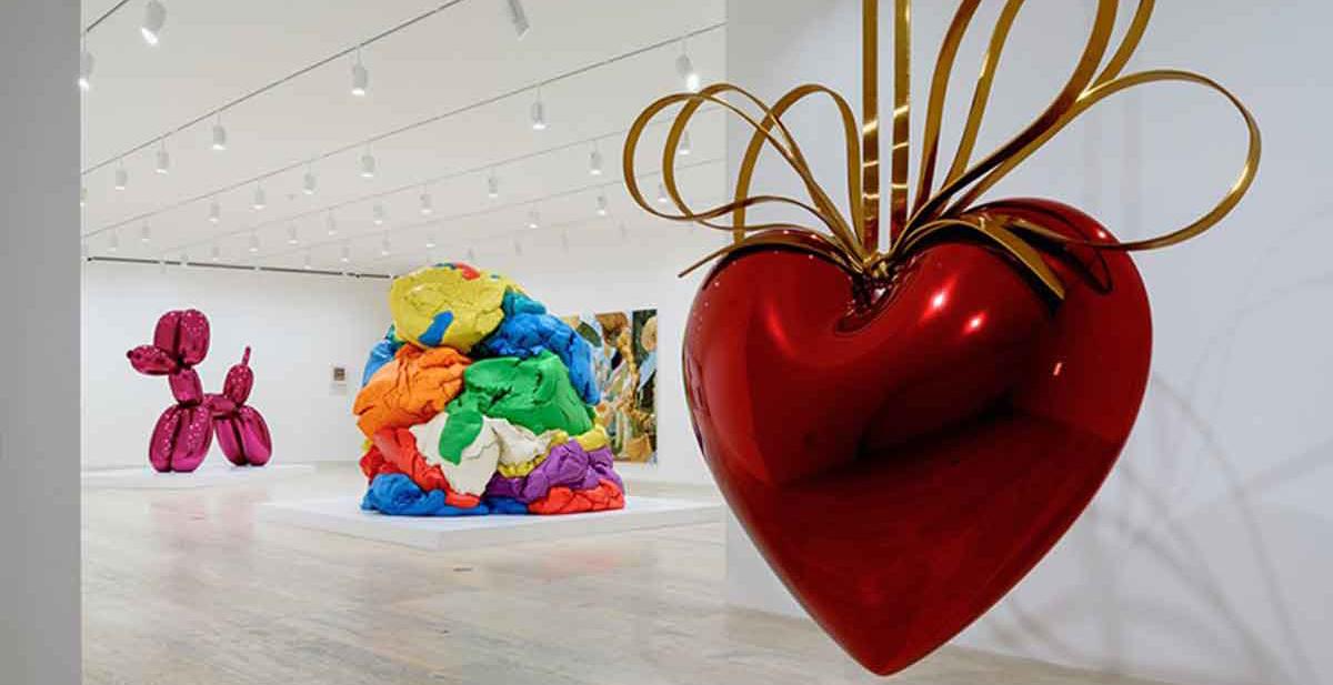 Últimas semanas para visitar la exposición Apariencia desnuda: El deseo y el objeto en la obra de Marcel Duchamp y Jeff Koons, aún