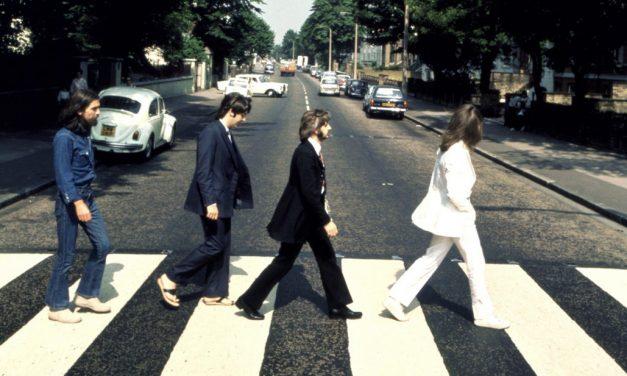 Las curiosidades de la histórica portada de 'Abbey Road', de The Beatles, a 50 años de su lanzamiento