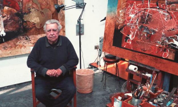 Manuel Felguérez: una vida de abstracción