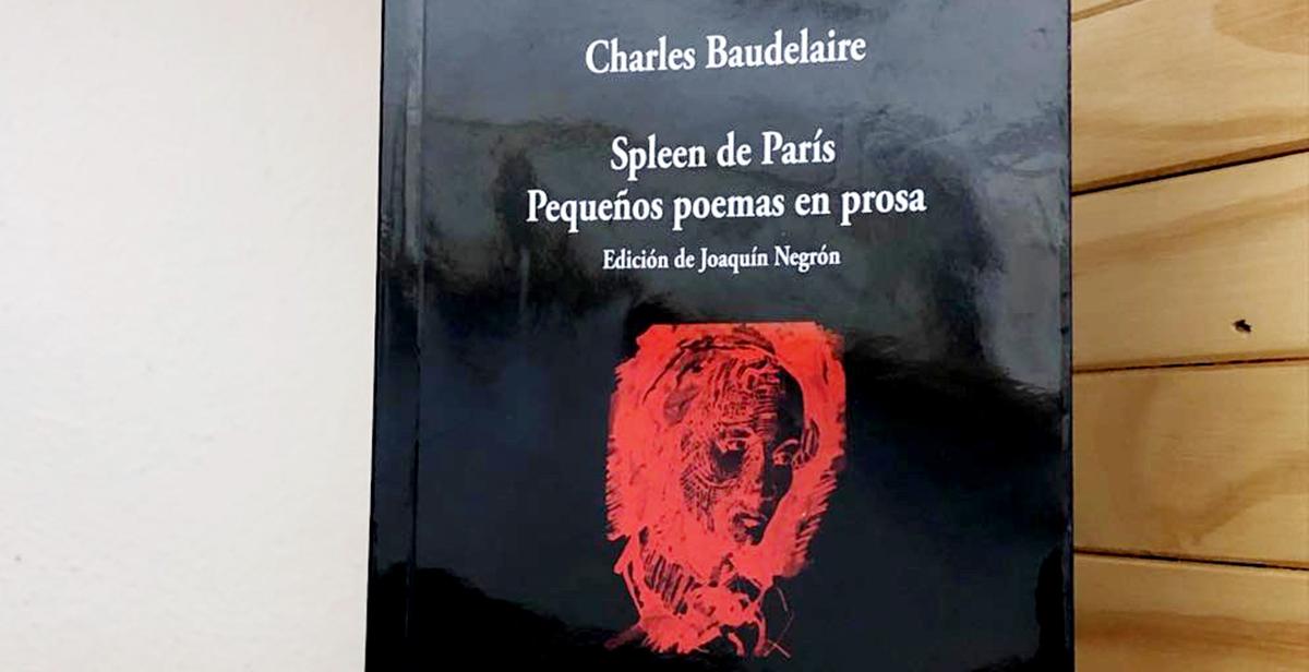 Spleen de París -Pequeños poemas en prosa- de Charles Baudelaire