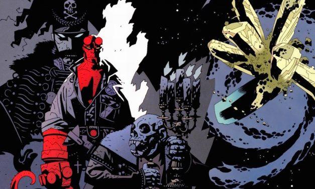 Reseña de Hellboy: Wake the Devil (Mike Mignola)