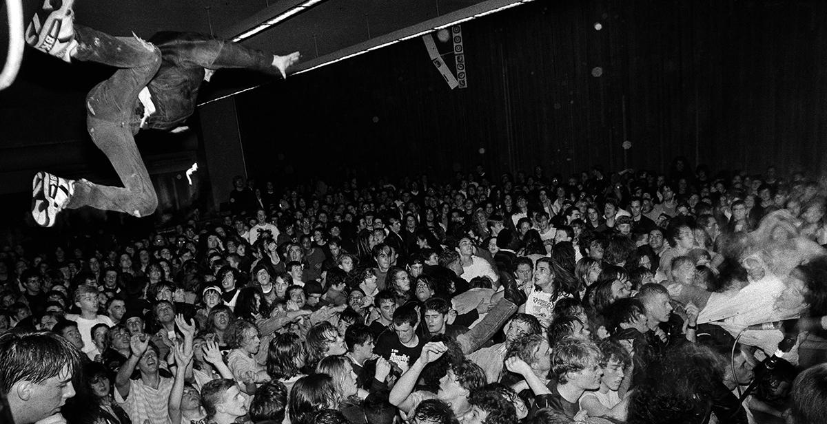 Grunge: la banda sonora de una generación desencantada