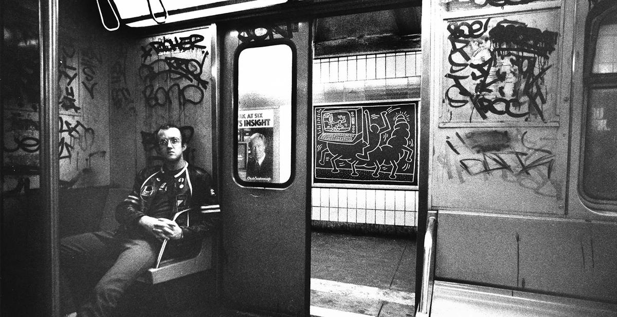 La clave de Keith Haring en el TATE