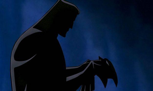 Batman al diván