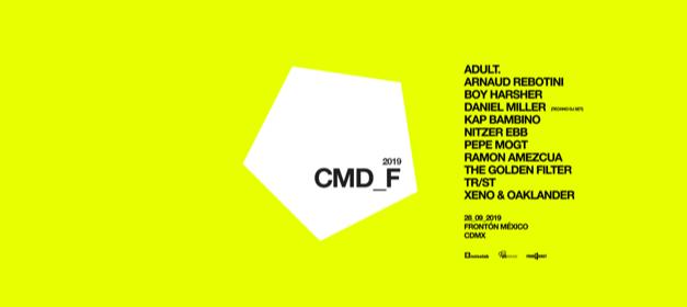 CMD_F 2019 en Frontón México