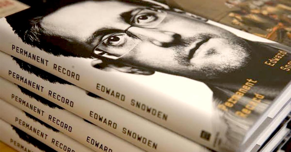 El libro de Snowden fue lanzado ayer y ya tiene demandas de EUA