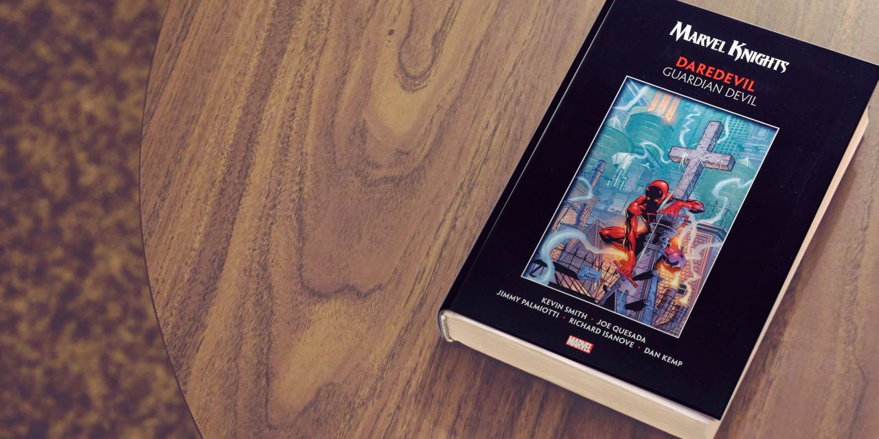 Daredevil: Guardian Devil. La semilla de Kevin Smith que sembró los dilemas trascendentales