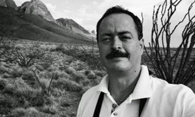 Fallece el poeta Enrique Servín
