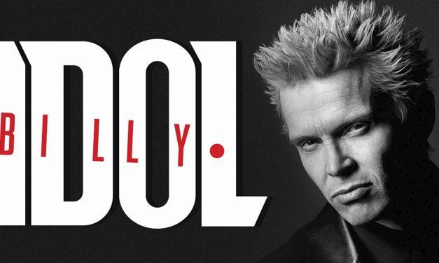 Billy Idol: Superviviente del punk
