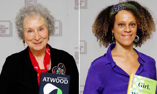 Margaret Atwood y Bernardine Evaristo comparten el premio Booker 2019