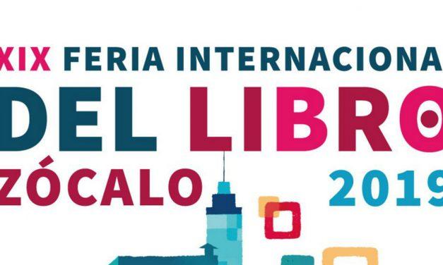 La FIL regresa a Zócalo: Edición 2019