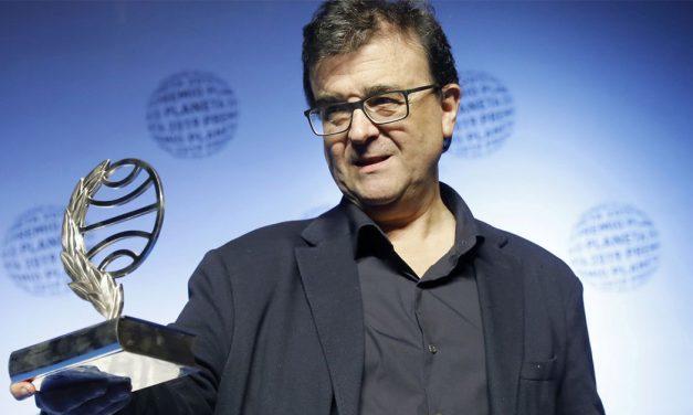 Javier Cercas, ganador del Premio Planeta 2019 con Terra Alta