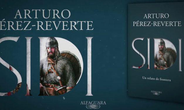 Sidi: La nueva novela de Arturo Pérez-Reverte