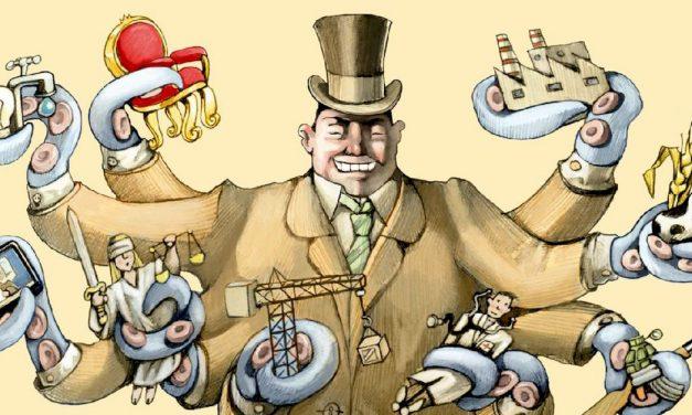 Brontis Jodorowski exhibe lo absurdo del capitalismo en 'Manual de codicia'