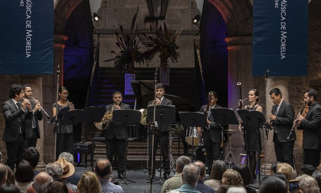 Debuta la Sinfonieta, el proyecto más ambicioso de esta edición del FMM31
