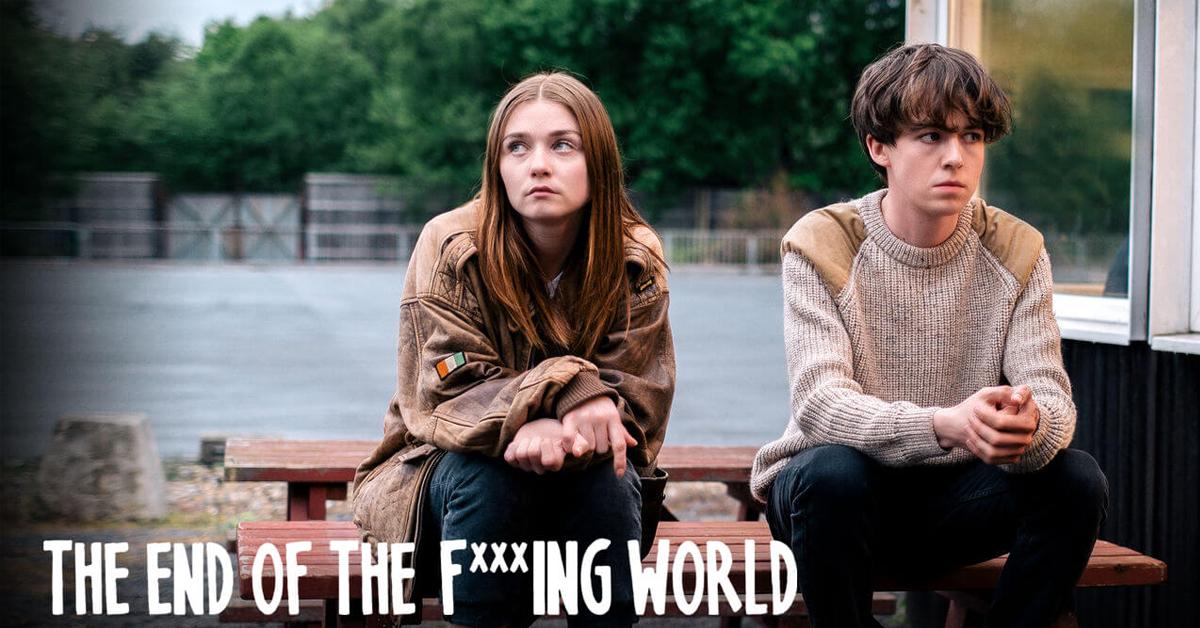 The End Of The F***ing World: Una oda a la adolescencia tardía