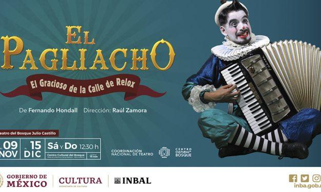 La obra El Pagliacho, el gracioso de la calle Relox, dará vida al primer circo mexicano