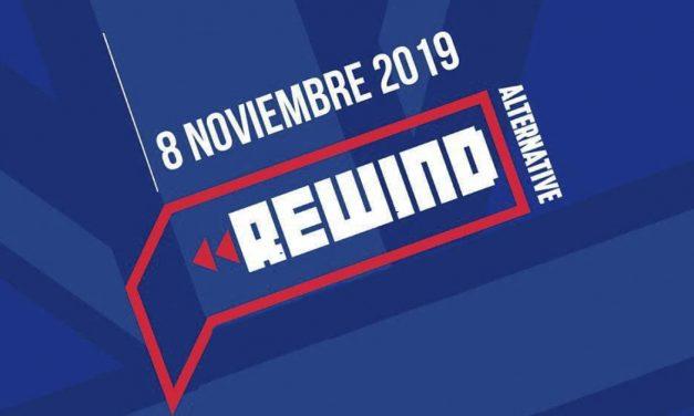 Rewind Alternative por primera vez en México