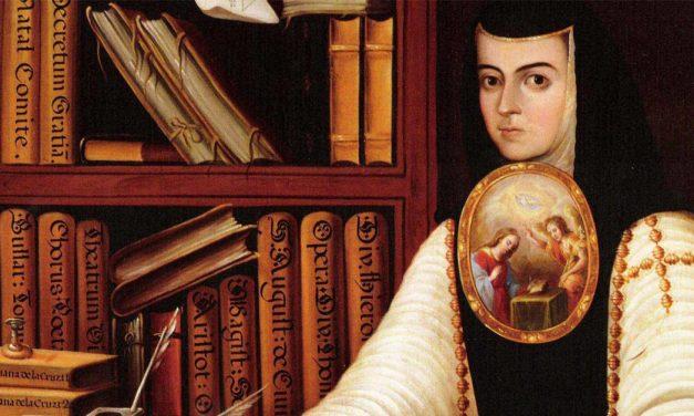 Sor Juana Inés de la Cruz y el amor por leer