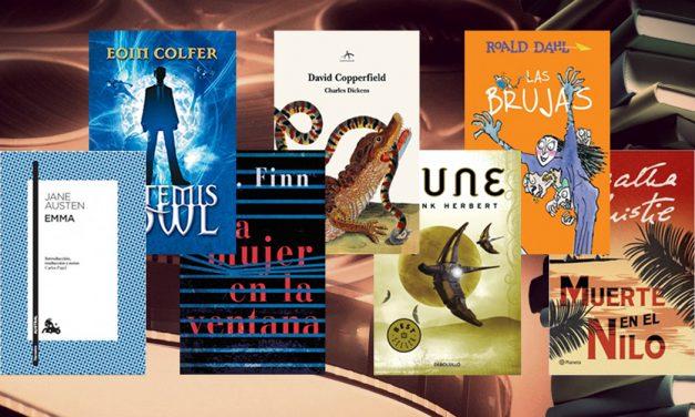 Siete adaptaciones de libros al cine para 2020