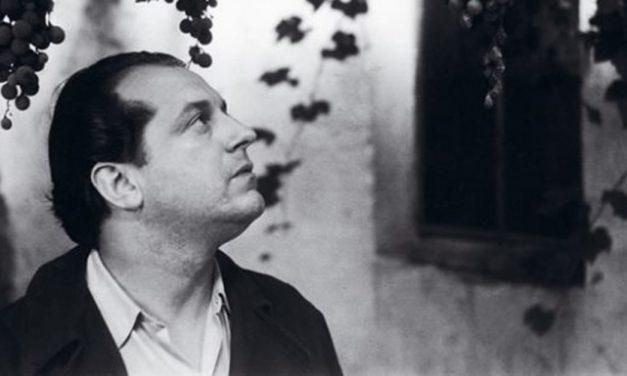 Rafael Alberti, su transfiguración poética