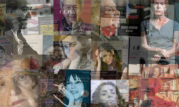 Dan a conocer los 100 mejores libros hispanoamericanos escritos por mujeres