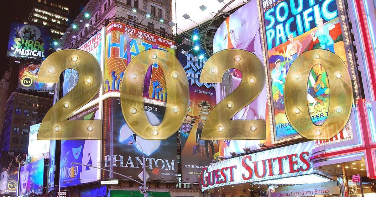 Seis estrenos musicales en Broadway para arrancar el año