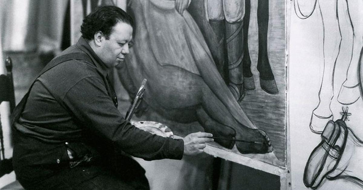 El Idealismo firme de Diego Rivera