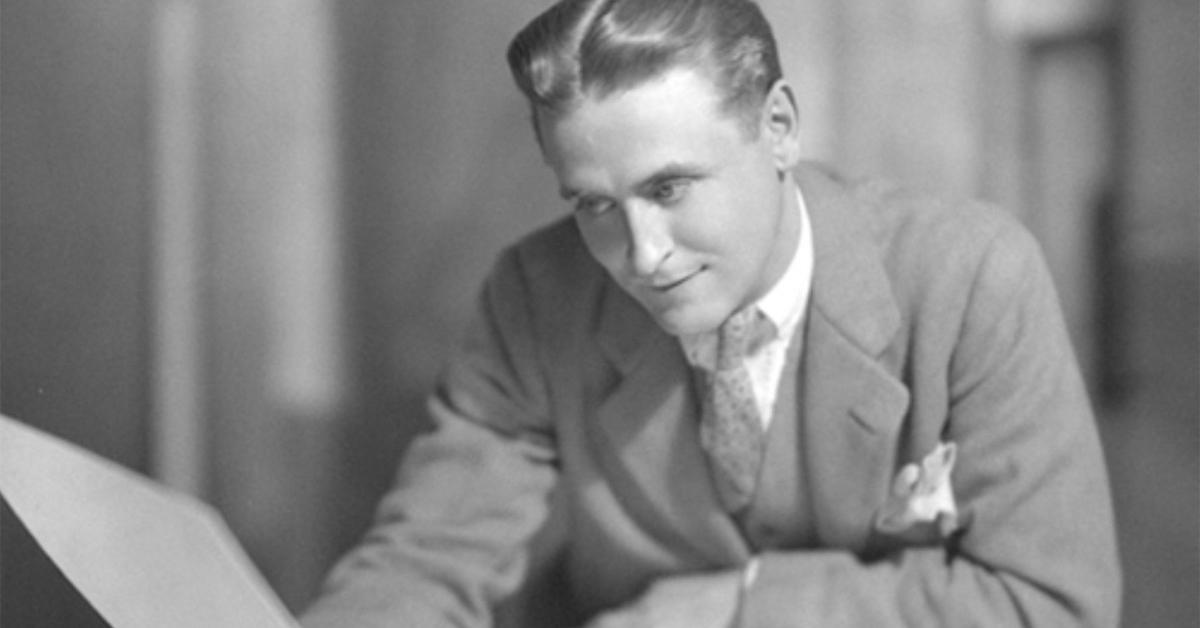 F. Scott Fitzgerald, arquetipo del escritor 'maldito'