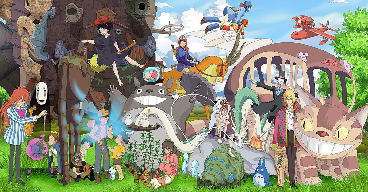 El Studio Ghibli y las plataformas digitales