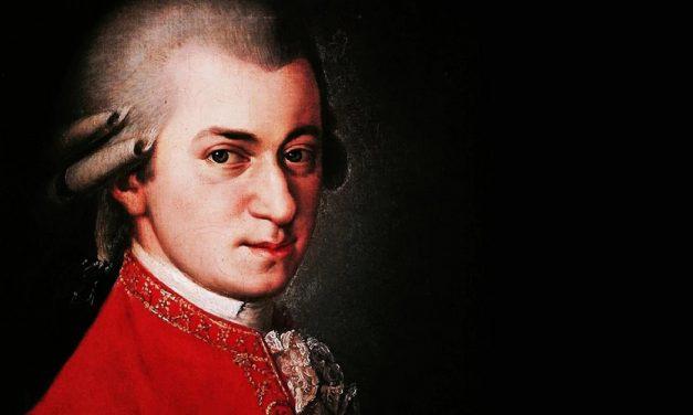 La figura mítica de Mozart