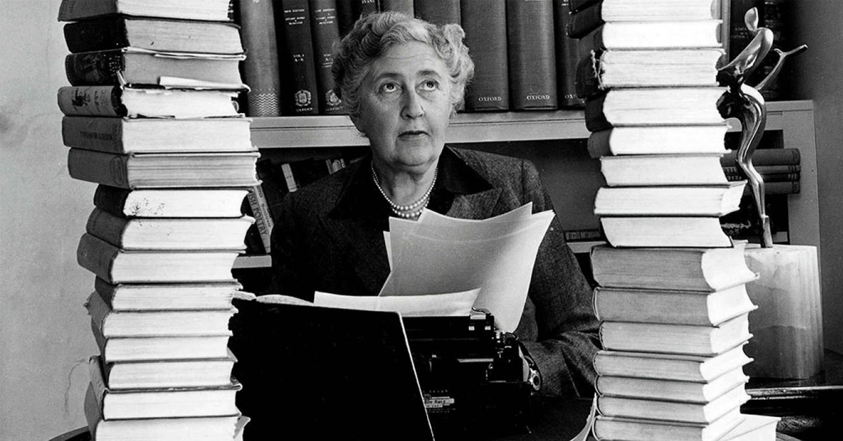 Las adversidades de Agatha Christie
