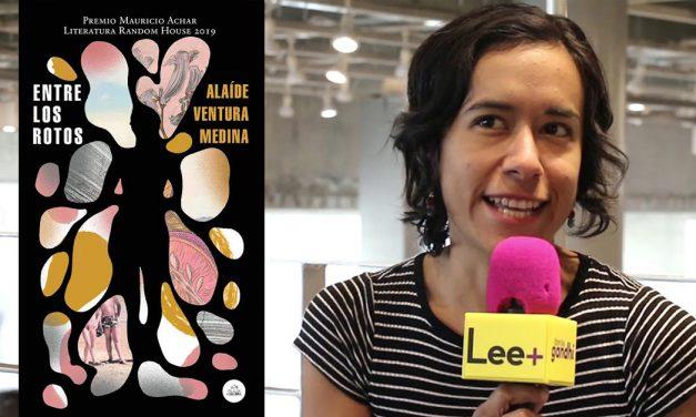 Entrevista con Alaide Ventura, Premio Mauricio Achar 2019